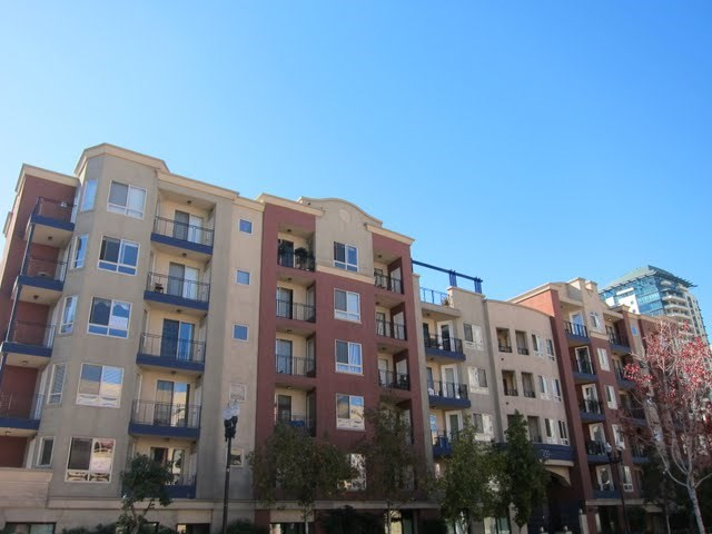 235 market condos marina district downtown san diego 92101