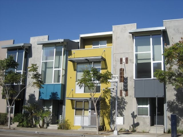 Rowhomes On F San Diego Rowhomes On F Condos And Lofts