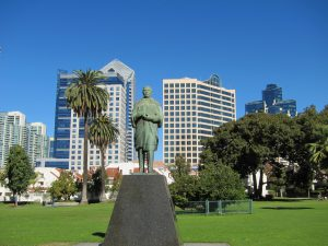 Pantoja Park Marina District Downtown San Diego 92101