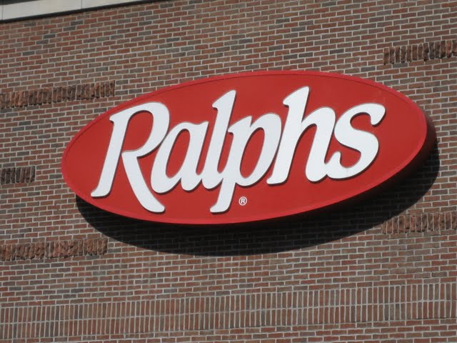 Ralphs grocery store downtown San Diego