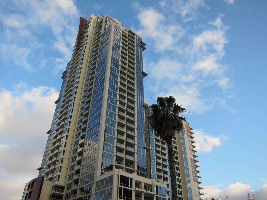 Vantage Pointe downtown San Diego