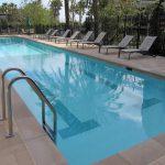 Cityfront Terrace Condos Lap Pool