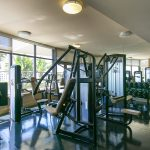 Electra San Diego amenities gym