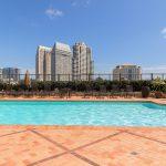 Electra condos pool spa views