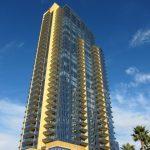 Bayside condos downtown San Diego